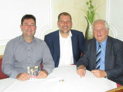 Edmund Häner, Loenz/Larry Terwey, Günther Fuhrmann